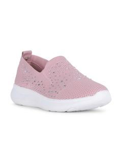 Danskin Zest Slip On Sneaker with Detail Upper Women's Shoes
