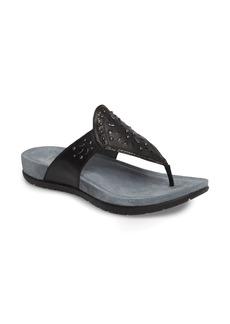 Dansko Benita Embellished Flip Flop (Women)