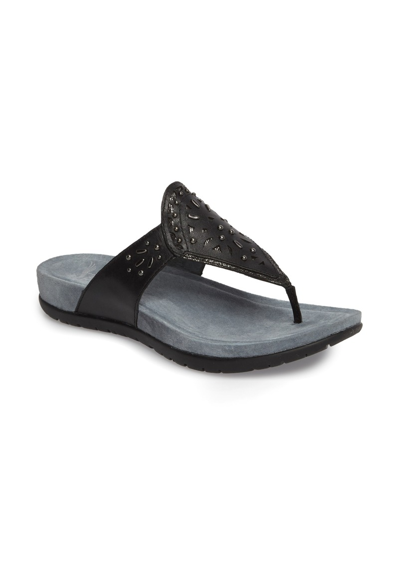 ea047b2978a170 On Sale today! Dansko Dansko Benita Embellished Flip Flop (Women)