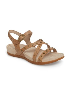 Dansko Brigitte Studded Strappy Sandal (Women)