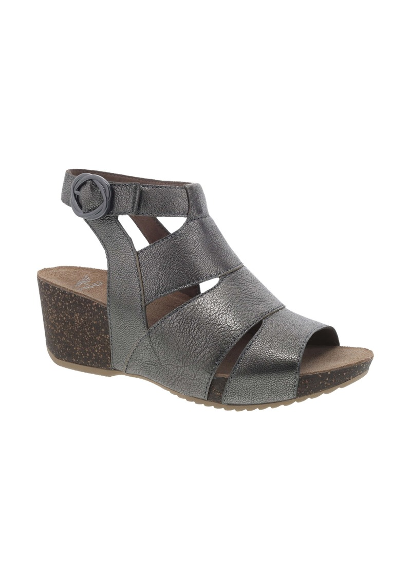 Dansko Sera Wedge Sandal (Women)
