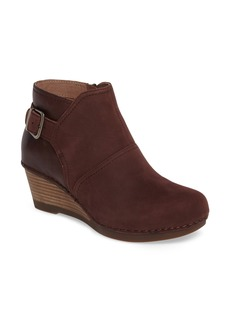 Dansko 'Shirley' Wedge Bootie (Women)