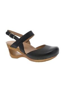 Dansko Taci Slingback Clog Sandal (Women)