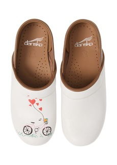 Dansko Twin Pro Embroidered Clog (Women)