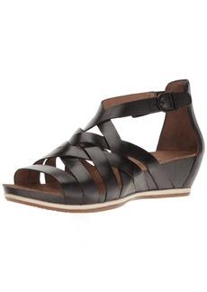 Dansko Women's Vivian Gladiator Sandal  39 EU/ M US
