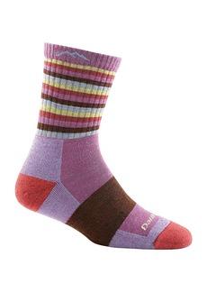 Darn Tough Vermont Darn Tough Women's Stripe Cushion Micro Crew Socks