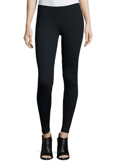 David Lerner Cotton Moto Leggings