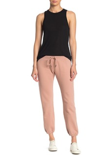 David Lerner Cropped Lounge Joggers