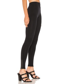 David Lerner Ankle Zip Legging
