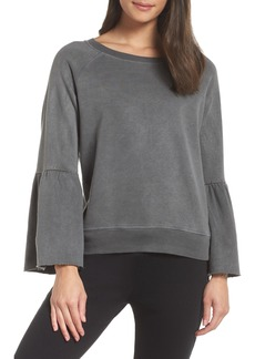 David Lerner Bell Sleeve Pullover