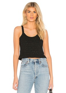 David Lerner Cropped Aiden Tank