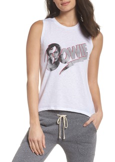 David Lerner David Bowie High/Low Muscle Tank