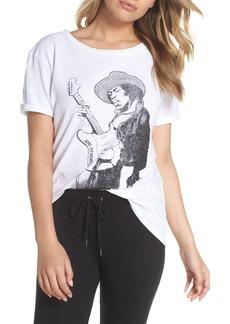 David Lerner Jimi Hendrix Tee