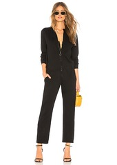 David Lerner Long Sleeve Jumpsuit