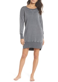 David Lerner Lounge Sweatshirt Dress