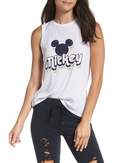 David Lerner Mickey Pop Tank Top