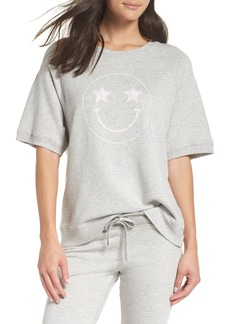 David Lerner Smiley Pullover