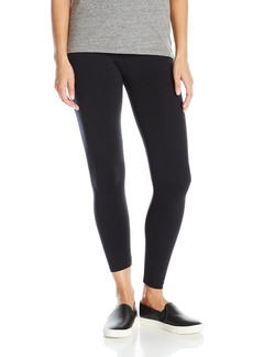 "David Lerner Women's Basic 9"" Rise Legging  M"