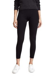 "David Lerner Women's Basic 9"" Rise Legging  S"