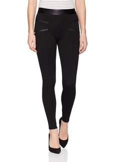 David Lerner Women's JESS Zip Legging  XS