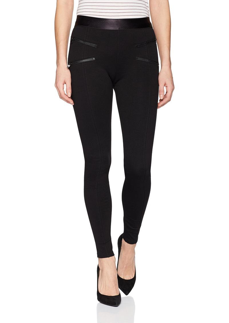 David Lerner Women's JESS Zip Legging  XS