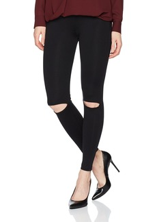 David Lerner Women's Split Knee Legging