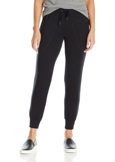 David Lerner Women's The New Penn Sweatpant  L