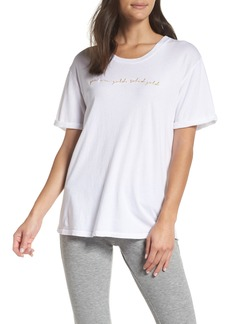 David Lerner You Are Gold Drop-Shoulder Tee