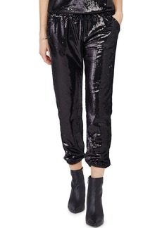 David Lerner James Sequin Lounge Jogger Pants