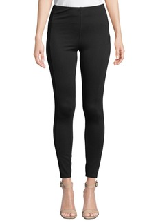 David Lerner Supplex Seamed High-Rise Leggings