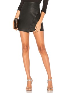 David Lerner Wrap Skirt