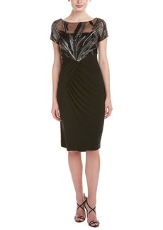 David Meister David Meister Sheath Dress