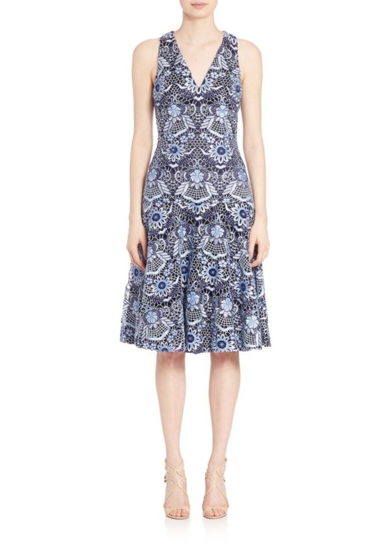 b4ac9416d73 David Meister David Meister Embroidered Cocktail Dress Now  166.80