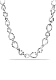 "David Yurman Continuance Large Chain Necklace/18"""