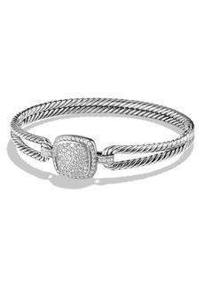 David Yurman 'Albion' Bracelet with Diamonds