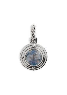 David Yurman Amulets Moon Charm