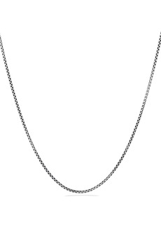 David Yurman Box Chain