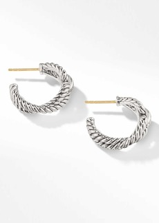 6fda88026 David Yurman David Yurman Cable Loop Bracelet with 18K Gold | Jewelry