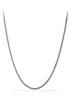 David Yurman 'Chain' Small Box Chain Necklace