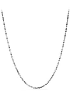 David Yurman 'Chain' Small Wheat Chain Necklace