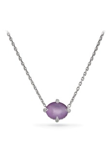 David Yurman Chatelaine® Gemstone & Diamond Necklace