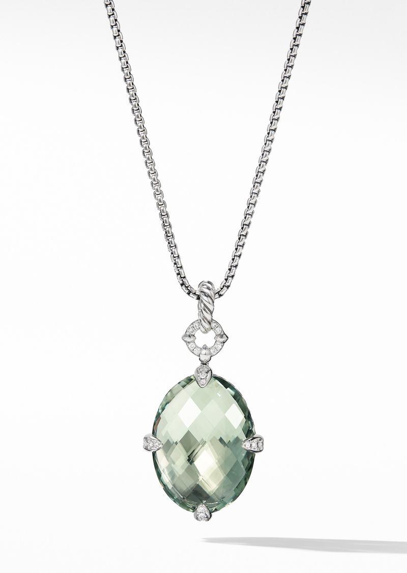 David Yurman Châtelaine® Small Pendant Necklace