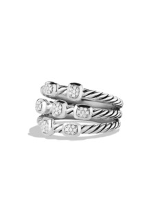 David Yurman 'Confetti' Ring with Diamonds