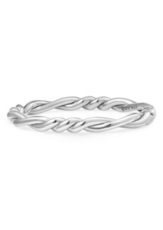 David Yurman Continuance Center Twist Bracelet