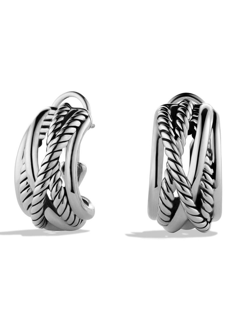 David Yurman 'Crossover' Earrings