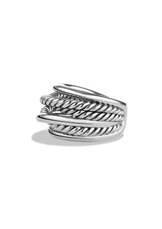 David Yurman 'Crossover' Narrow Ring