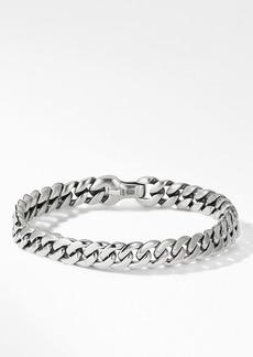 David Yurman Curb Chain Bracelet, 8mm