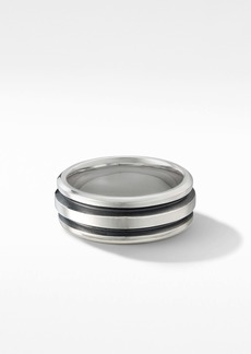David Yurman Deco Band Ring