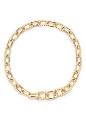 David Yurman DY Madison Bold Chain Bracelet in 18K Gold