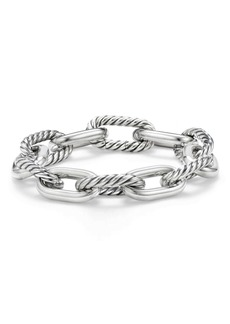 David Yurman DY Madison Chain Large Bracelet